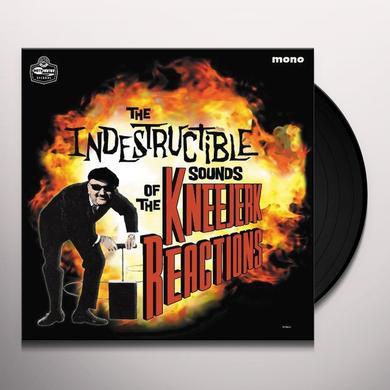 Kneejerk Reactions INDESTRUCTIBLE SOUNDS OF Vinyl Record