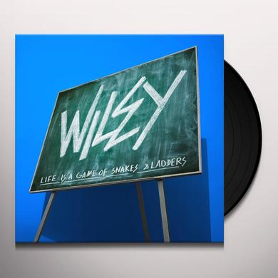 Wiley SNAKES AND LADDERS Vinyl Record