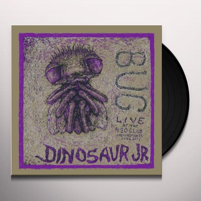 Dinosaur jr. BUG: LIVE Vinyl Record