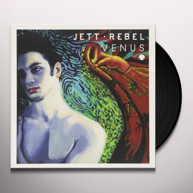 Jett Rebel VENUS & MARS Vinyl Record