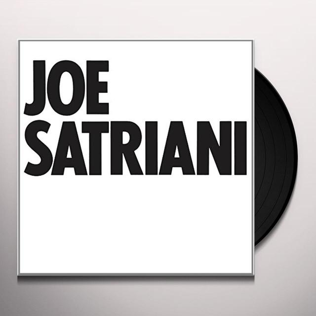 JOE SATRIANI (EP) Vinyl Record - Holland Release