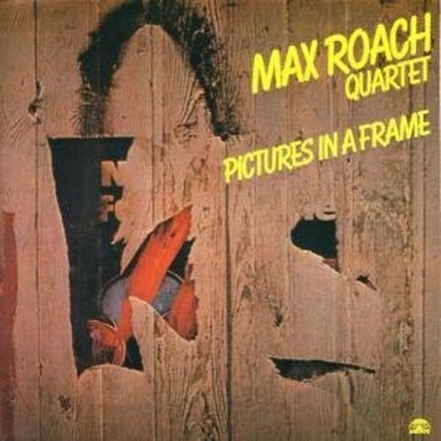 Max Roach PICTURES IN A FRAME Vinyl Record - Spain Import