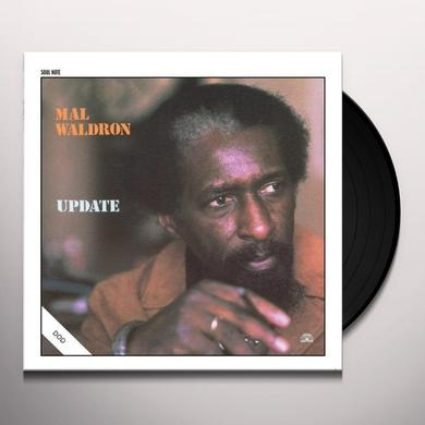 Mal Waldron UPDATE Vinyl Record - Spain Import