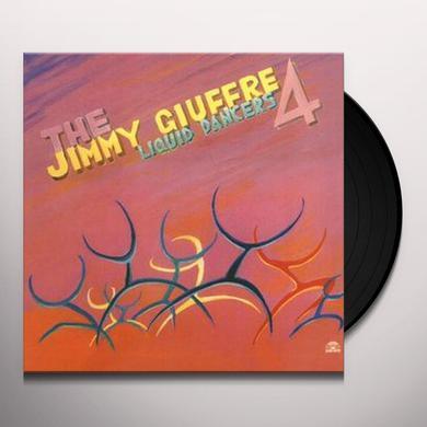 Jimmy Giuffre LIQUID DANCERS Vinyl Record - Spain Import