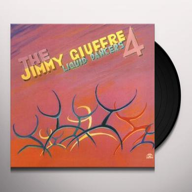 Jimmy Giuffre LIQUID DANCERS Vinyl Record - Spain Import