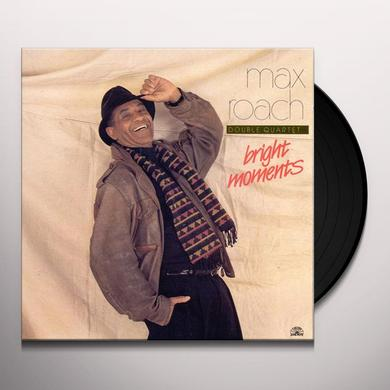 Max Roach BRIGHT MOMENTS Vinyl Record - Spain Import