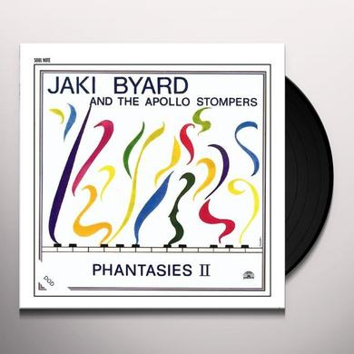 Jaki Byard PHANTASIES II Vinyl Record - Spain Import