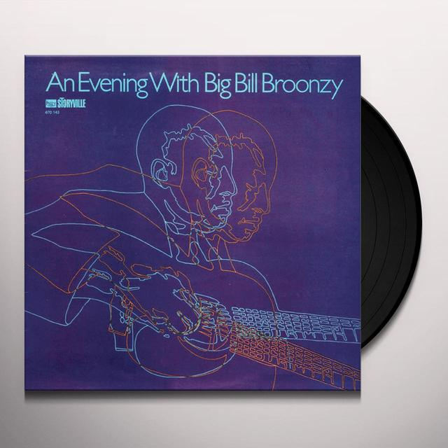 AN EVENING WITH BIG BILL BROONZY (SPA) (Vinyl)