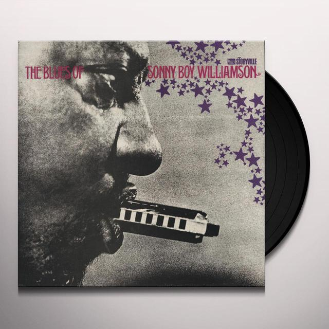 BLUES OF SONNY BOY WILLIAMSON (SPA) (Vinyl)