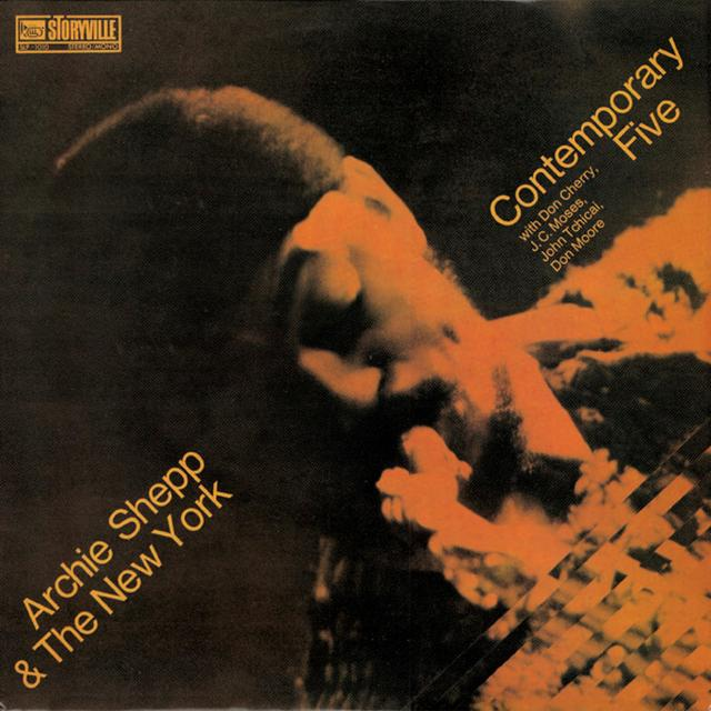 Archie Shepp CONTEMPORARY FIVE W / DON CHERRY (SPA) (Vinyl)