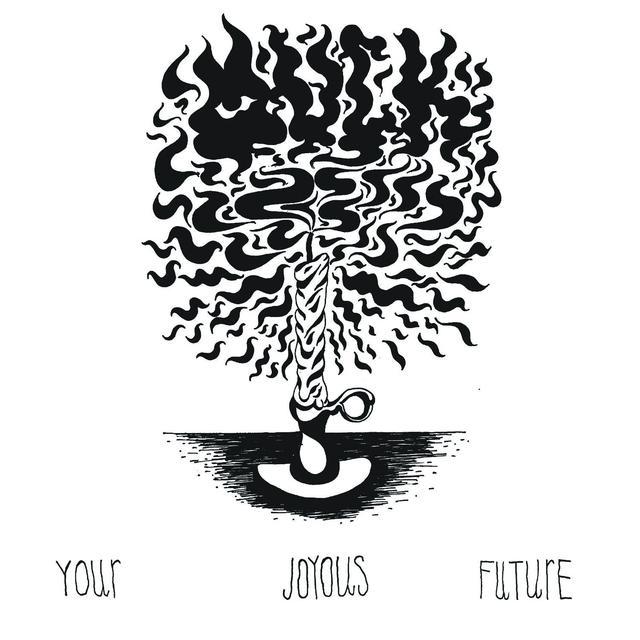 MUCK YOUR JOYOUS FUTURE (UK) (Vinyl)
