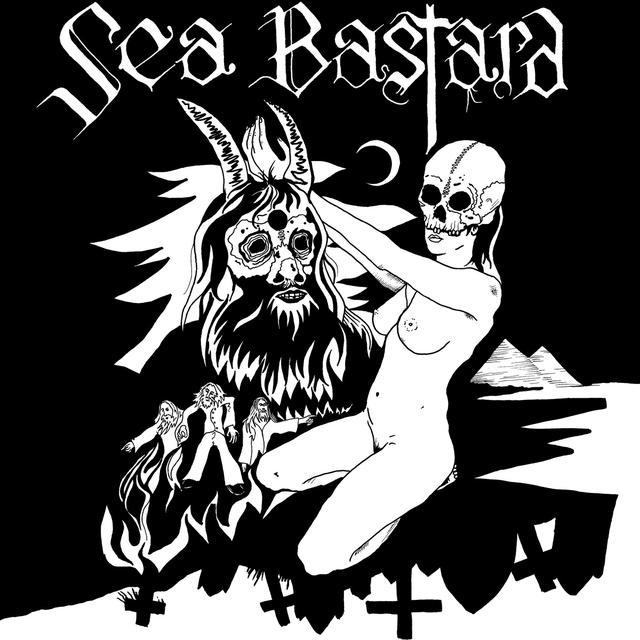 SEA BASTARD / KEEPER SPLIT Vinyl Record - UK Import