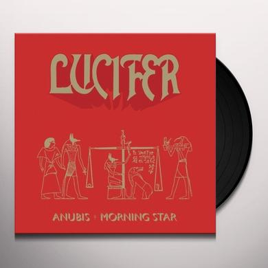LUCIFER ANUBIS Vinyl Record - UK Release