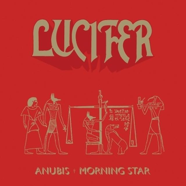 LUCIFER ANUBIS Vinyl Record - UK Import