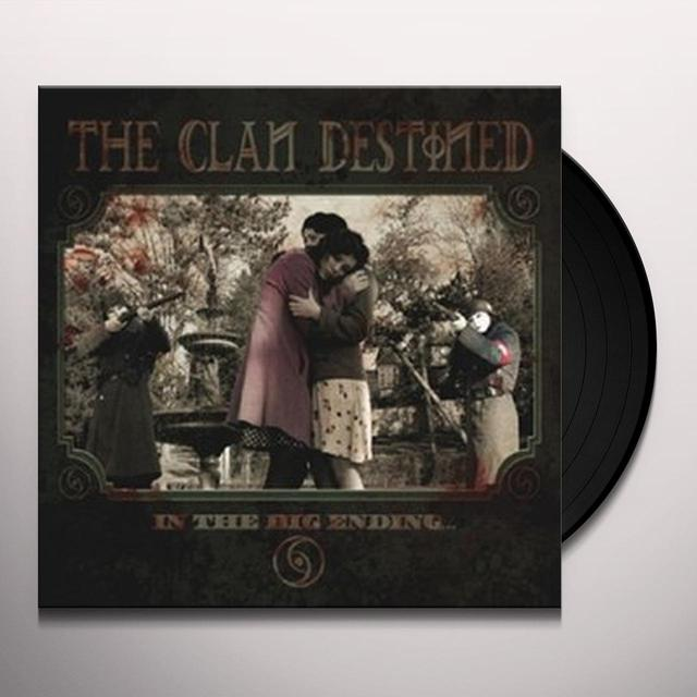 CLAN DESTINED IN THE BIG ENDING Vinyl Record - UK Import