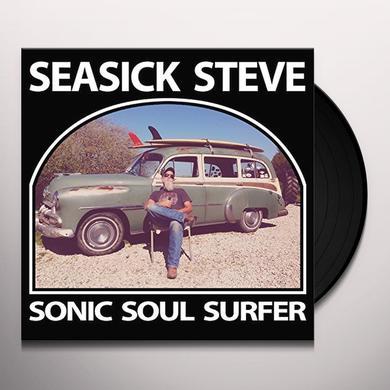 Seasick Steve SONIC SOUL SURFER Vinyl Record