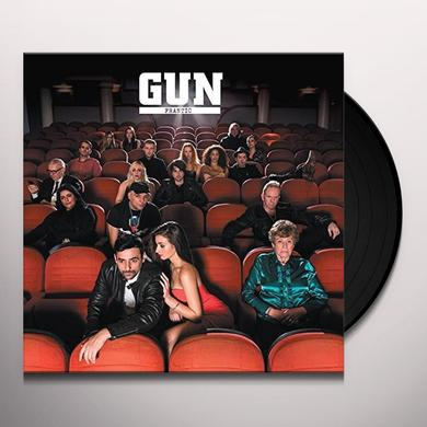 Gun FRANTIC Vinyl Record - UK Import