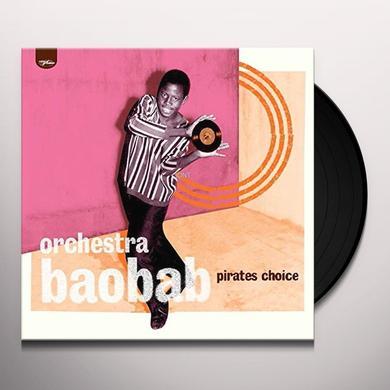 Orchestra Baobab PIRATES CHOICE Vinyl Record - UK Release
