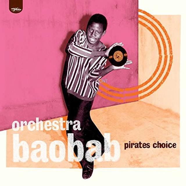 Orchestra Baobab PIRATES CHOICE Vinyl Record - UK Import