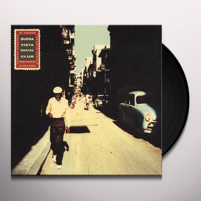 BUENA VISTA SOCIAL CLUB Vinyl Record - UK Release