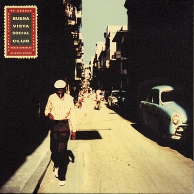 BUENA VISTA SOCIAL CLUB Vinyl Record - UK Import