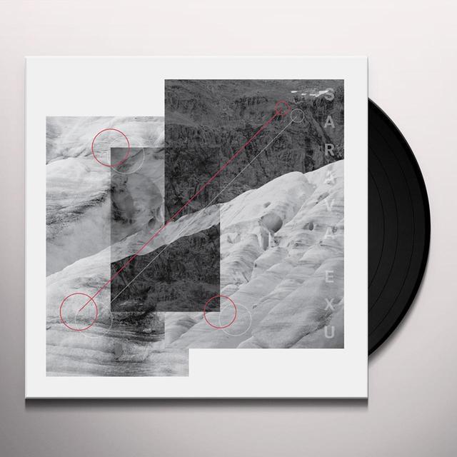 Ricardo Donoso SARAVA EXU Vinyl Record - Gatefold Sleeve