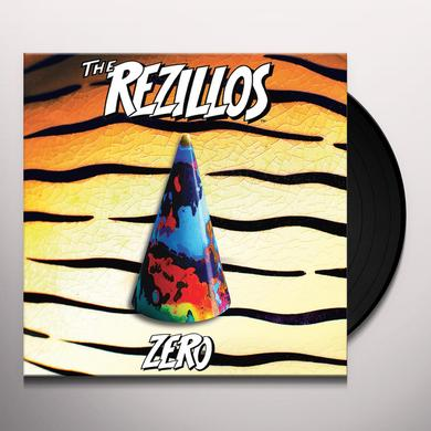 The Rezillos ZERO Vinyl Record - Limited Edition