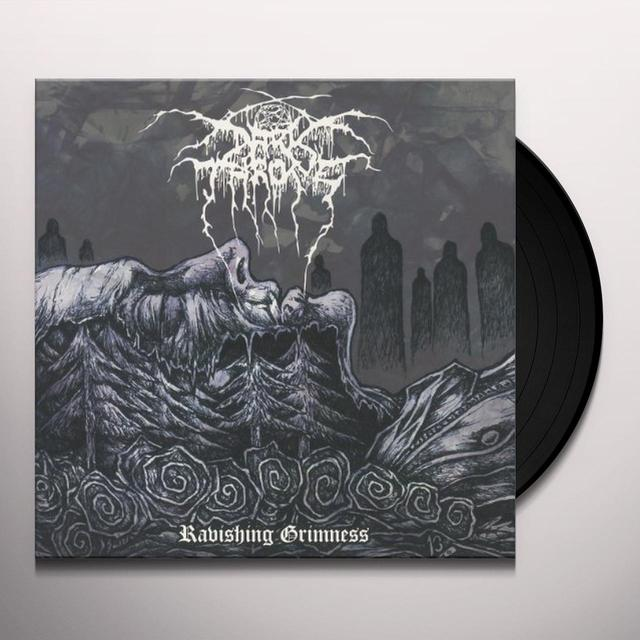Darkthrone RAVISHING GRIMNESS Vinyl Record