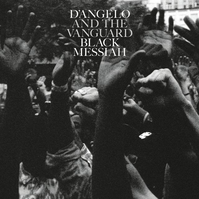 D'Angelo & The Vanguard BLACK MESSIAH Vinyl Record - Gatefold Sleeve, Digital Download Included
