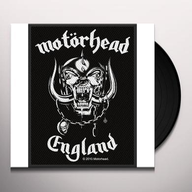 Motorhead ENGLAND 1978 Vinyl Record