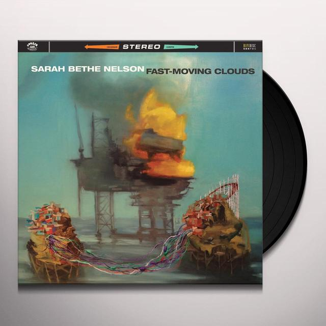 Sarah Bethe Nelson FAST MOVING CLOUDS Vinyl Record