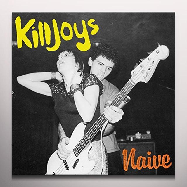 Killjoys NAIVE Vinyl Record - Colored Vinyl
