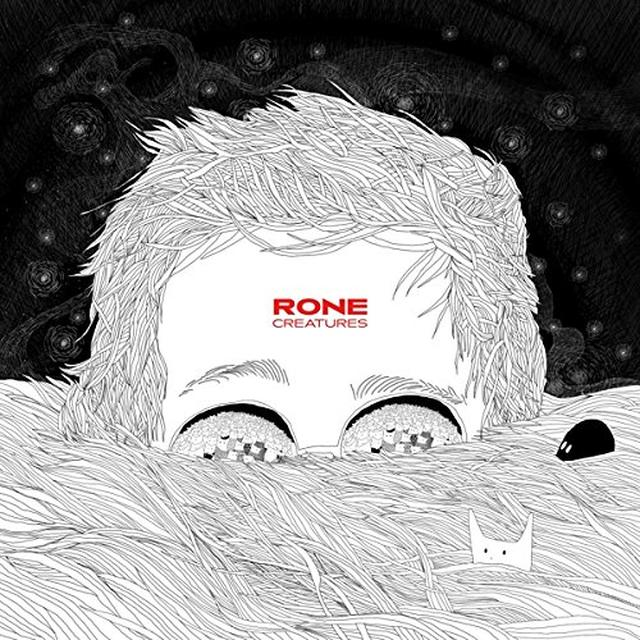Rone CREATURES Vinyl Record - Limited Edition