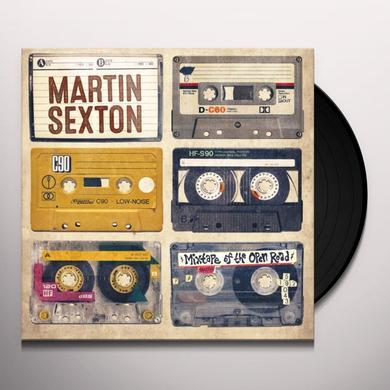 Martin Sexton MIXTAPE OF THE OPEN ROAD (WB) Vinyl Record
