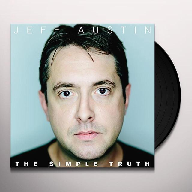 Jeff Austin SIMPLE TRUTH Vinyl Record - w/CD, Gatefold Sleeve, 180 Gram Pressing, Digital Download Included
