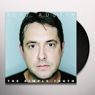 Jeff Austin SIMPLE TRUTH Vinyl Record