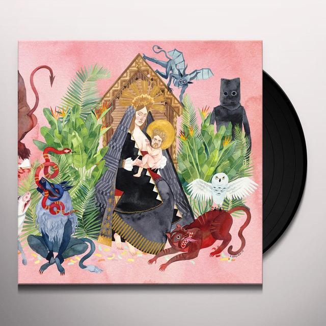 Father John Misty I LOVE YOU HONEYBEAR Vinyl Record - Limited Edition, Deluxe Edition, Digital Download Included