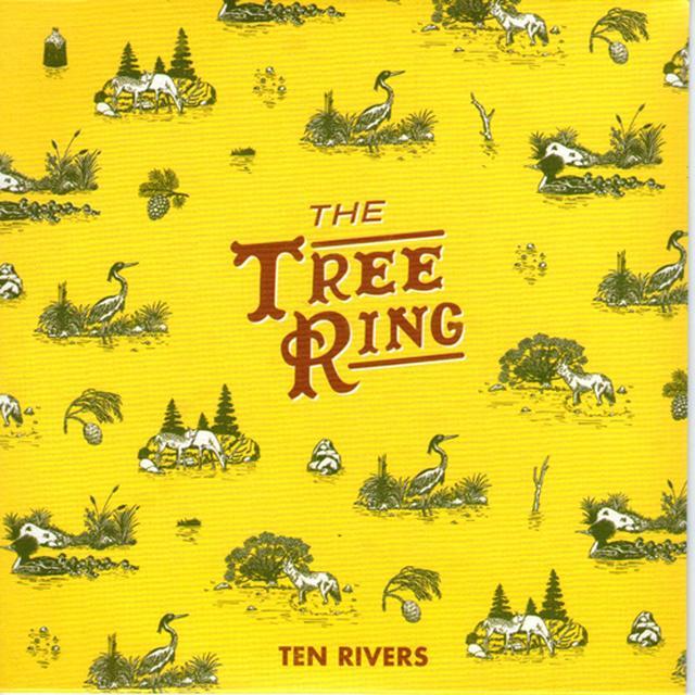 TREE RING TEN RIVERS Vinyl Record