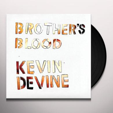 Kevin Devine BROTHER'S BLOOD Vinyl Record