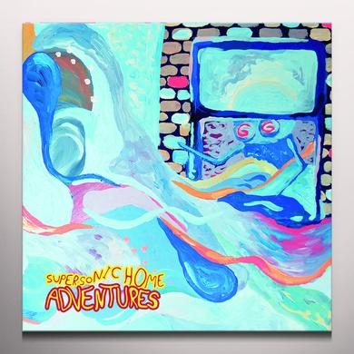 Adventures SUPERSONIC HOME Vinyl Record - Digital Download Included