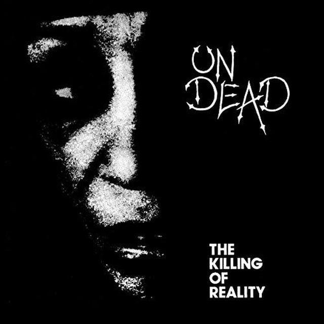 Undead KILLING OF REALITY Vinyl Record