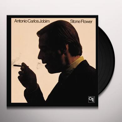 Antonio Carlos Jobim STONE FLOWER Vinyl Record - Gatefold Sleeve, 180 Gram Pressing