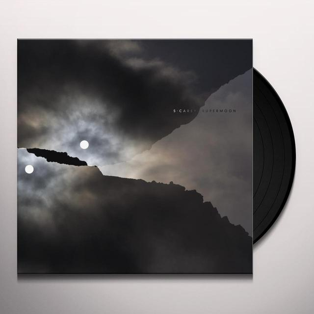 S Carey SUPERMOON Vinyl Record