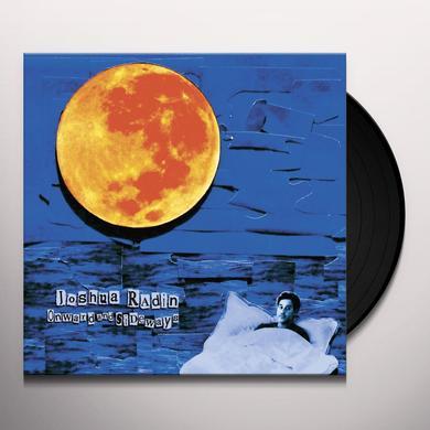 Joshua Radin ONWARD & SIDEWAYS Vinyl Record