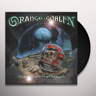 Orange Goblin BACK FROM THE ABYSS Vinyl Record
