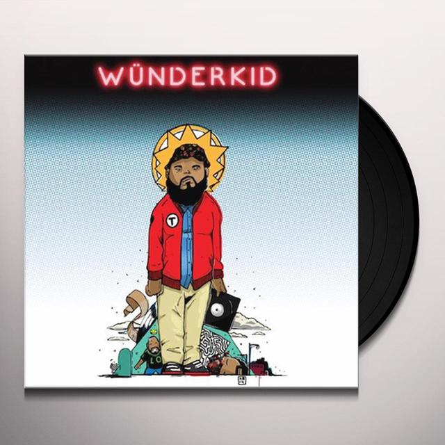 Thelonious Martin WUNDERKID Vinyl Record