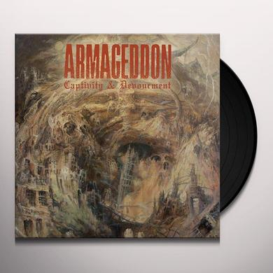Armageddon CAPTIVITY & DEVOURMENT Vinyl Record