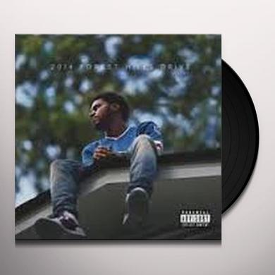 J. Cole 2014 FOREST HILLS DRIVE Vinyl Record