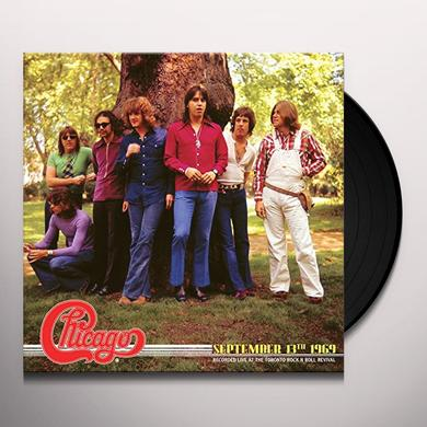 Chicago SEPTEMBER 13TH 1969 Vinyl Record