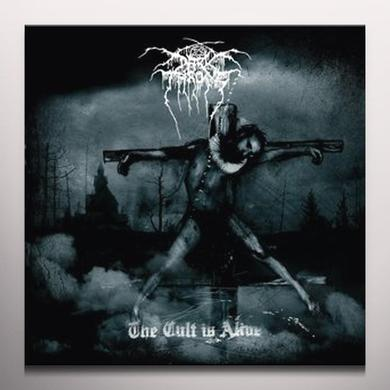 Darkthrone CULT IS ALIVE Vinyl Record - Black Vinyl, Colored Vinyl, 180 Gram Pressing